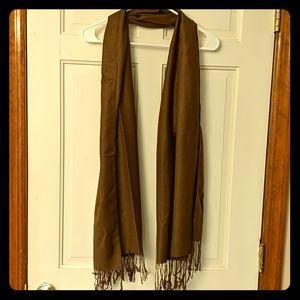 NWOT Pashmina scarf
